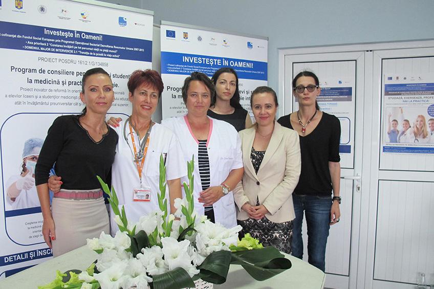 Lansare programe medicale - Spitalul Sfântul Pantelimon