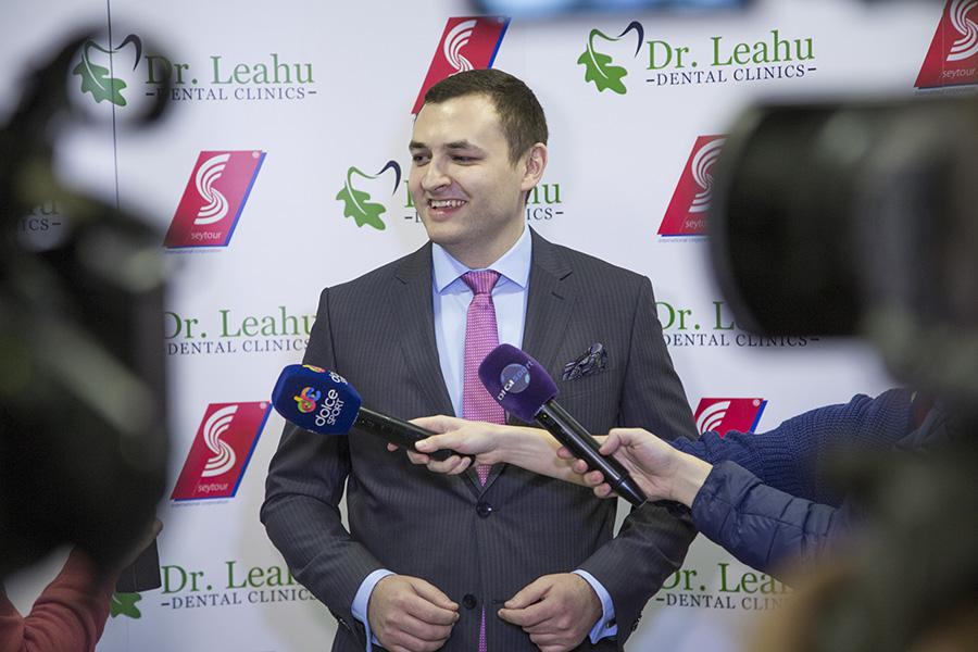 Lansare Centrul de Excelență în Sănătate și Turism