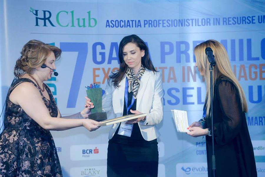 Gala Premiilor de Excelenţă în Resurse Umane
