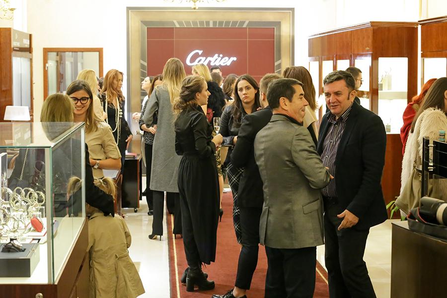MICRI GOLD lansează, în România, Clé de Cartier