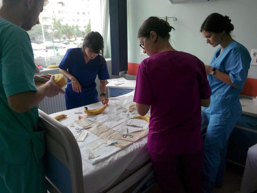 Şcoala românească de medicină primeşte ajutor din fonduri europene