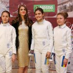 """Zâmbete de campioni la Balul """"Junior Sport"""""""