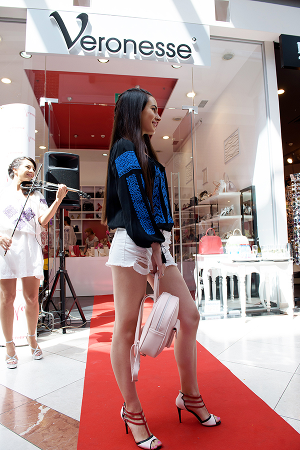 TUDOR WOW Events: Veronesse fashion show