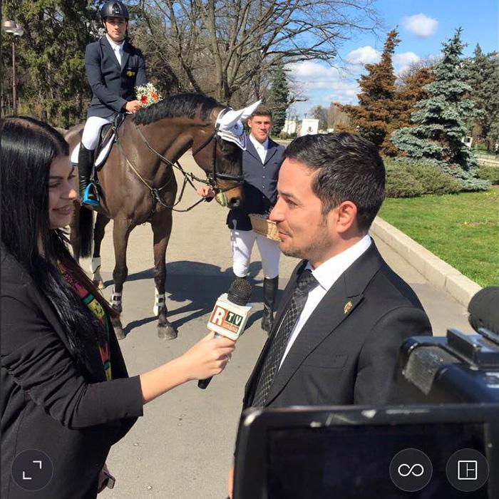 Lansarea campaniei Balcaniada