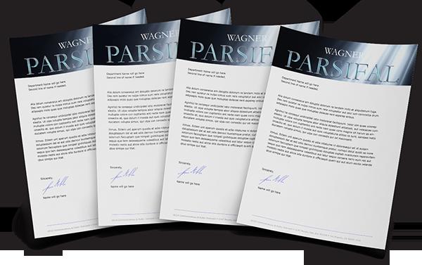 Comunicate de presă Parsifal