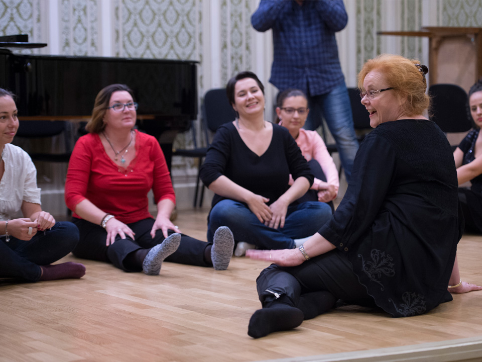 Parsifal: eveniment Masterclass