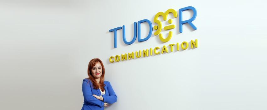 Mihaela Raluca Tudor, despre cum și-a construit afacerea cu ajutorul brandingului personal