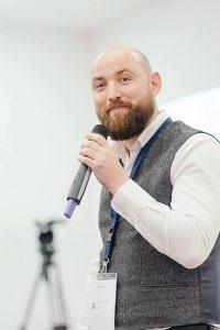 Adrian Cioroianu, Trainer Executive, la AC Knowledge România