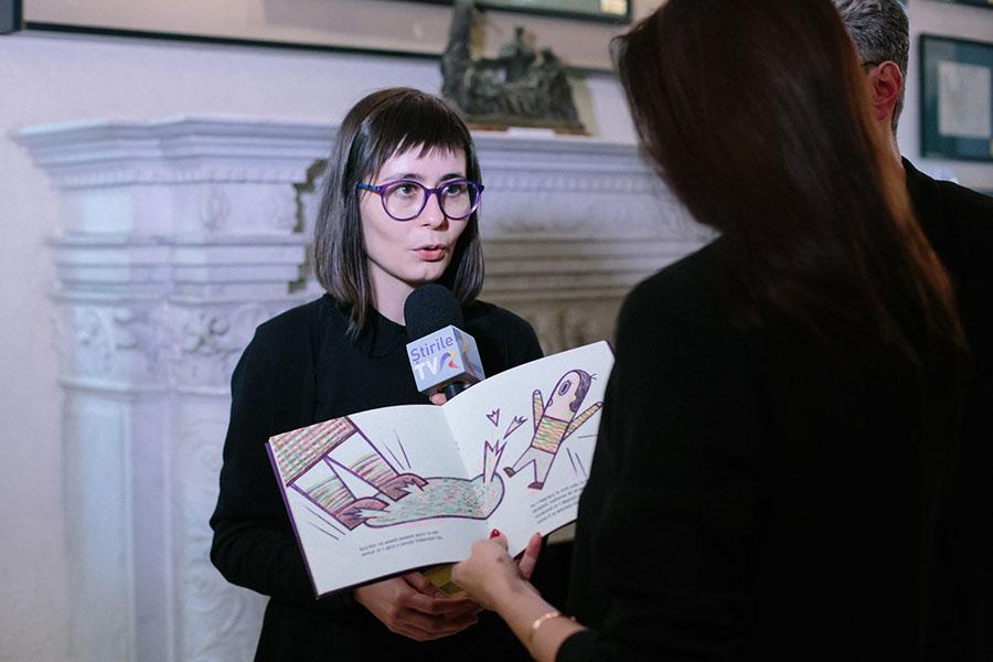 """Expoziția spectacol """"Cele mai frumoase cărți"""""""