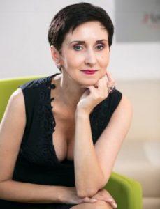 Georgeta Dendrino, Managing Director Interact