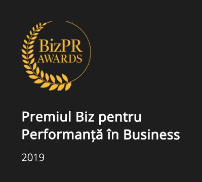 Premiul BizPR 2019