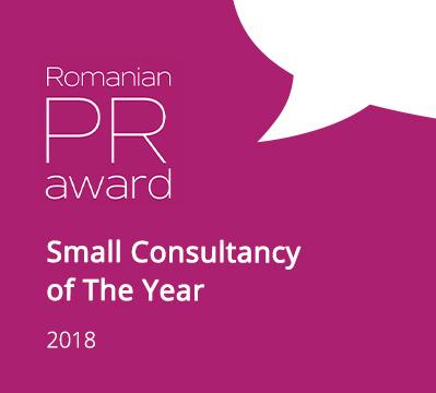 Premiul PR Awards 2018
