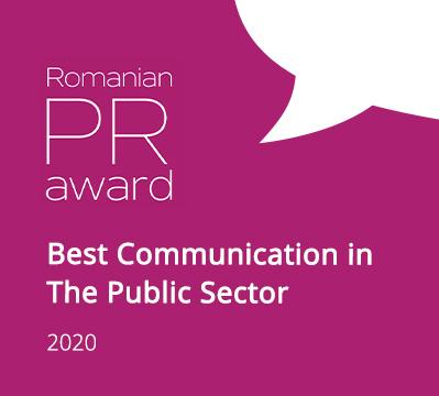 Premiul PR Awards 2020